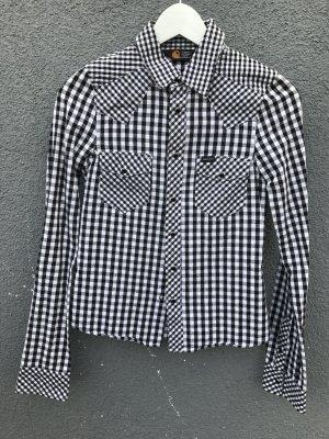 Carhartt Camicia elegante bianco-nero