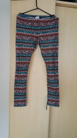 Baumwolle Leggings, Gr.S/M