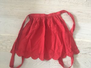 beclaimed vintage Traditionele jurk rood-lila