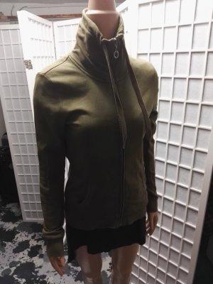 Baumwollejacke Homewear Khaki Esprit Jacke