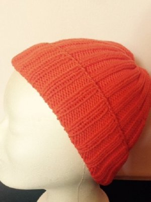 Bonnet multicolore coton