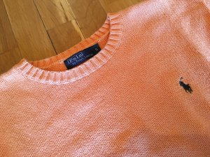 Polo Ralph Lauren Knitted Sweater light orange