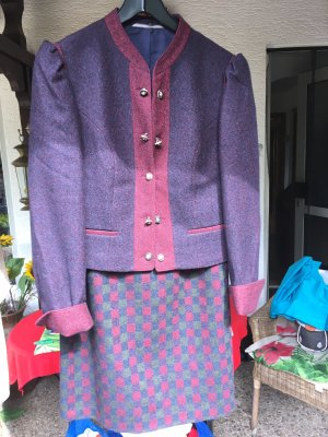 Baur Loden Tirol Traditional Jacket multicolored