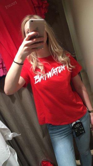Baywatch T-Shirt von Mango