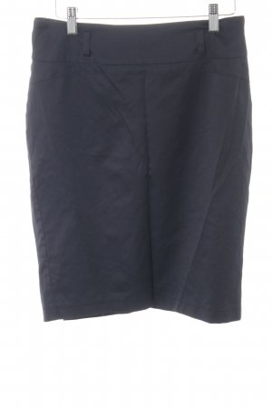 BC Pencil Skirt dark blue business style