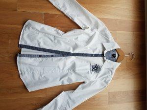 Best Connections Shirt Blouse white-blue
