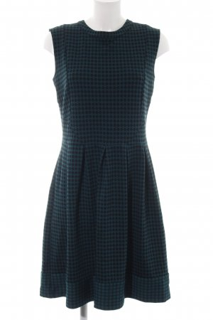 BC Cocktail Dress green-black allover print business style