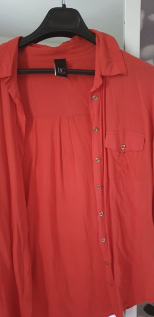 BC Shirt Blouse brick red