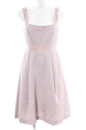 BCBG Evening Dress pink flower pattern elegant