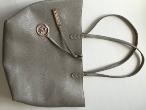 BCBG Handtasche grau/beige