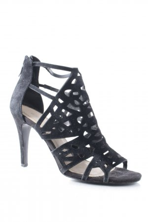 BCBG High Heel Sandal black party style