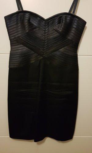 BCBG Maxazria Mini Dress black