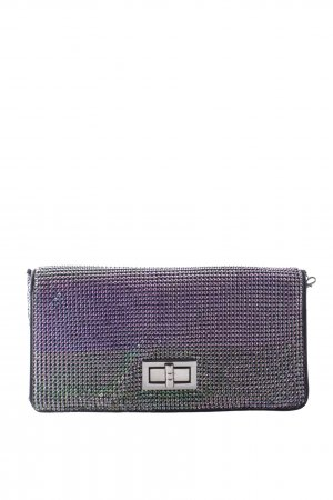 BCBG Max Azria Clutch Farbverlauf Metallic-Optik