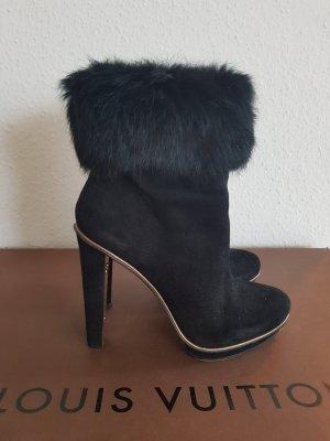 BCBG MAX AZRIA HERVE LEGER Nimber Boots Stiefelette winter stiefel boots pelz warm