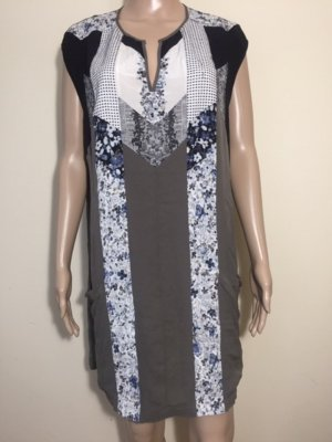Bcbg Max Azria Runway dress, silk , M