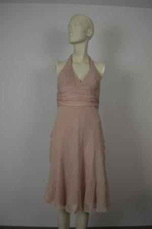 BCBG Max Azria Seiden Kleid Gr. 34-36