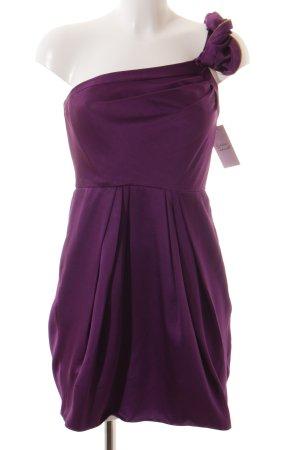 BCBG Maxazria Abendkleid lila Elegant
