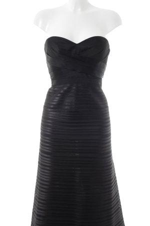 BCBG Maxazria Abendkleid schwarz Elegant