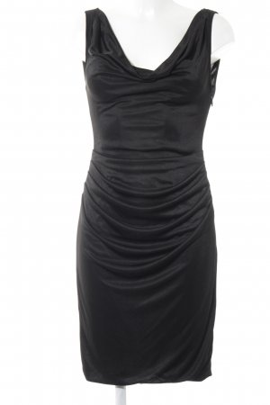 BCBG Maxazria Bleistiftkleid schwarz Party-Look