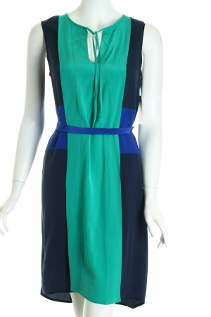 BCBG Maxazria Blusenkleid Colourblocking Eleganz-Look