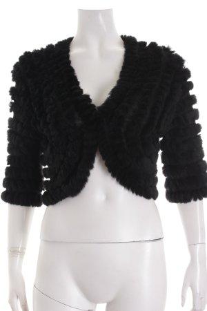 BCBG Maxazria Bolero schwarz Elegant