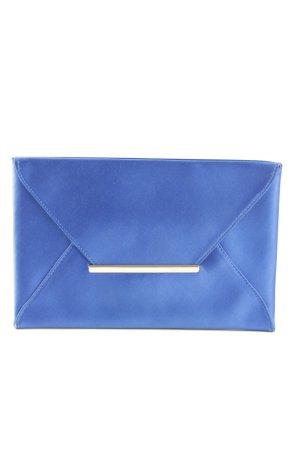 BCBG Maxazria Clutch blau Elegant