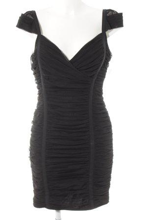 BCBG Maxazria Cocktail Dress black elegant