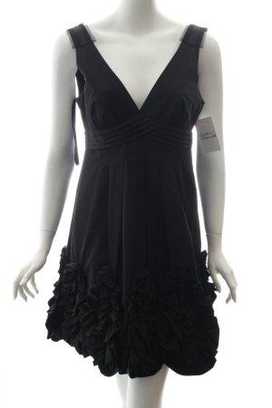 BCBG Maxazria Cocktailkleid schwarz klassischer Stil