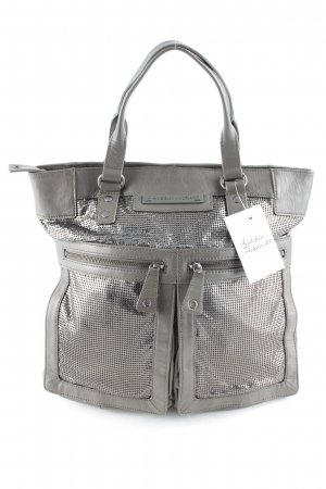 BCBG Maxazria Carry Bag grey casual look
