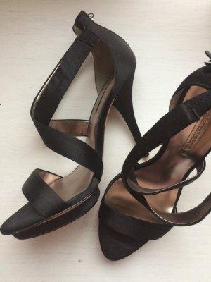BCBG Maxazria High Heel Sandal black