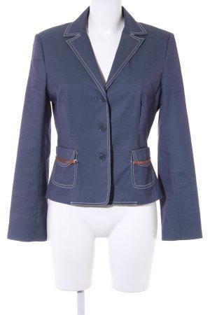BCBG Maxazria Jerseyblazer mehrfarbig Jeans-Optik