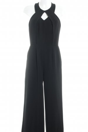 BCBG Maxazria Jumpsuit schwarz Elegant