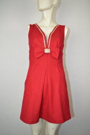 BCBG MAXAZRIA Kaschmir Luxus Kleid Gr. S