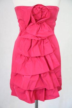 BCBG Maxazria Kleid in Rosa