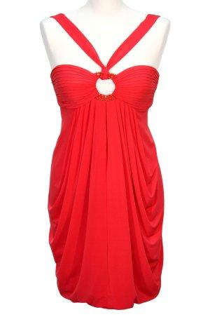 BCBG Maxazria Kleid in Rot