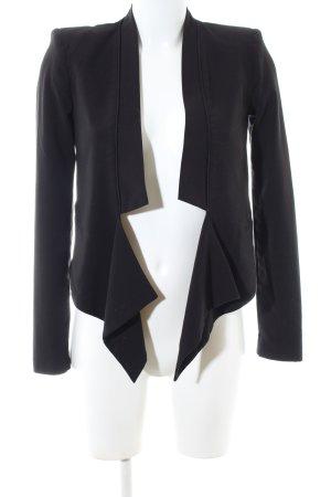 BCBG Maxazria Short Blazer black business style