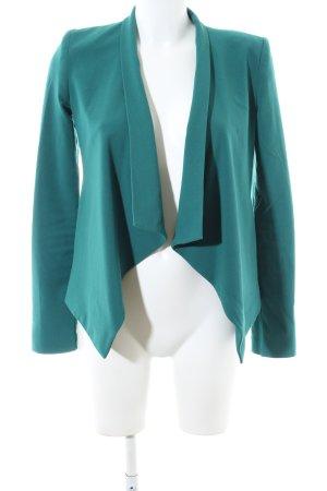 BCBG Maxazria Short Blazer turquoise casual look