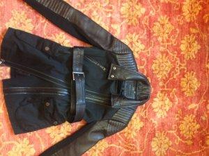 BCBG Maxazria Jacket black leather