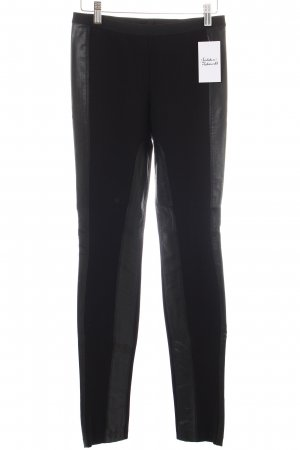 BCBG Maxazria Leggings schwarz Casual-Look