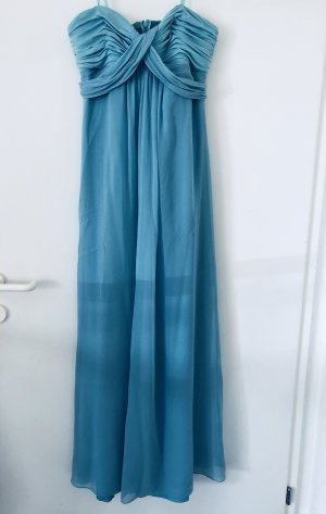 BCBG MaxAzria Maxi Seiden Kleid