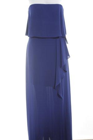 BCBG Maxazria Maxikleid blau Elegant