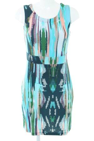 BCBG Maxazria Mini Dress abstract pattern casual look