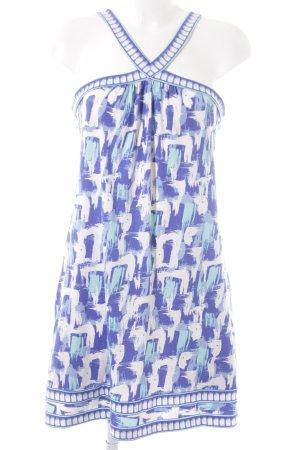 BCBG Maxazria Mini-jurk abstract patroon Beach-look