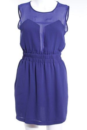 BCBG Maxazria Mini Dress blue elegant
