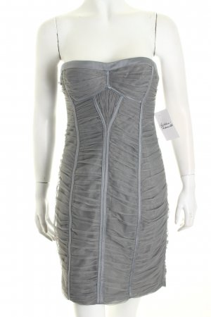 BCBG Maxazria Minikleid grau Party-Look