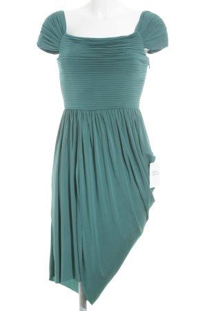 BCBG Maxazria Mini Dress cadet blue elegant