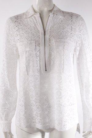 BCBG Maxazria slip blouse top