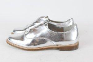 BCBG Maxazria Scarpa slip-on grigio chiaro Pelle