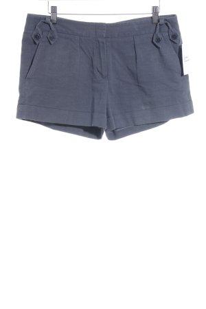 BCBG Maxazria Shorts dunkelgrau Casual-Look