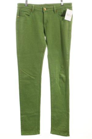 BCBG Maxazria Slim Jeans green extravagant style